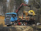 05565-007 Scania R 470 6x4 timber transport